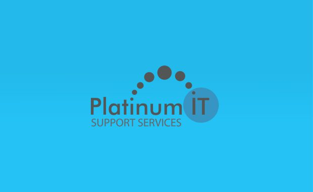 platinum it support company logo