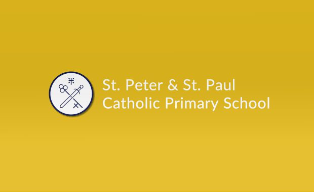 st-peter and st-pauls primary school logo